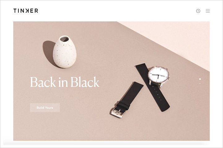 50 Clean, Simple and Minimalist Website Designs