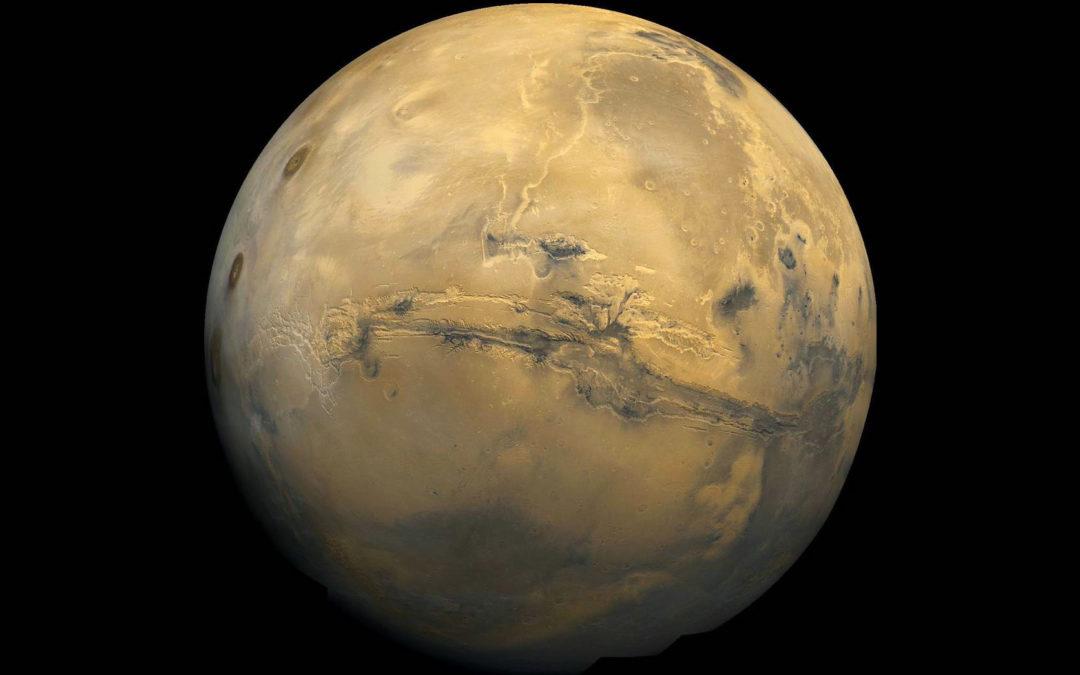 Author Richard K. Morgan Wants to Destroy Your Mars Fantasies