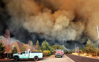 These Wind Patterns Explain Why California's Wildfires Are So Bad