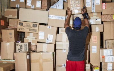 Online Shopping From the Couch Worsens Traffic on the Roads