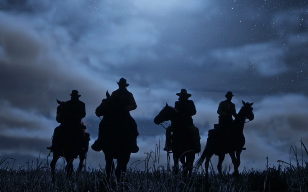 'Red Dead Redemption 2': Reaching for Magic on the Shoulders of Indie Games
