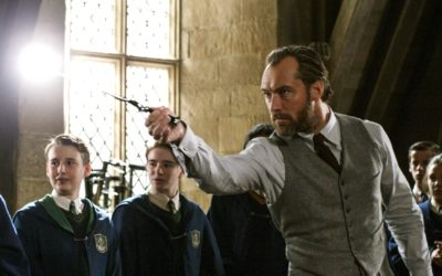 'Fantastic Beasts' Is About to Make Grindelwads of Cash (and Other Culture News)