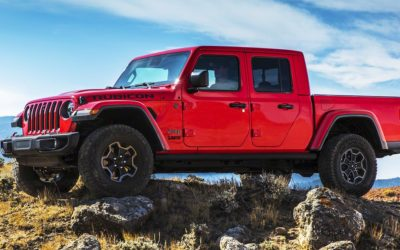 Jeep Unveils the Gladiator Pickup and More This Week in Cars