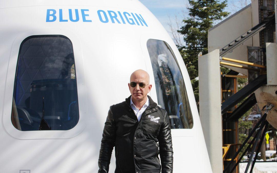 Watch Jeff Bezos' Blue Origin Launch Its New Shepard Rocket