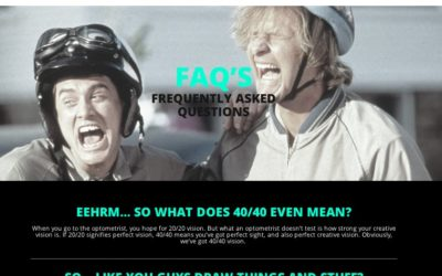 10 Examples of Well Executed FAQ Page