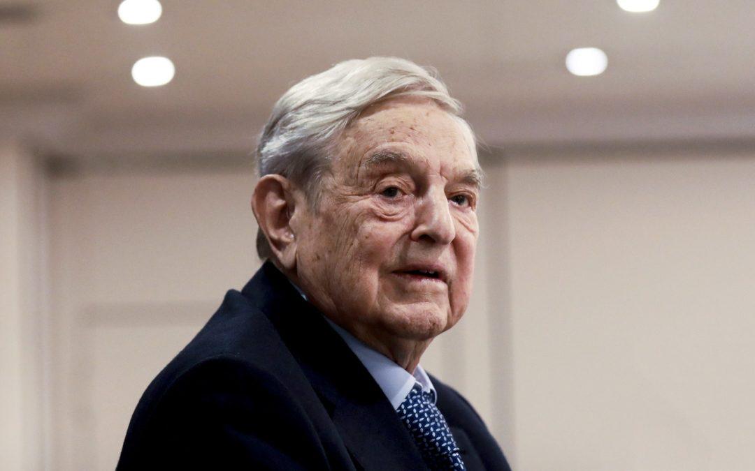 George Soros Attacks China's AI Push as 'Mortal Danger'