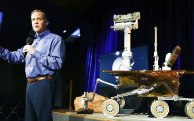 Opportunity Rover Tops This Week's Internet News Roundup
