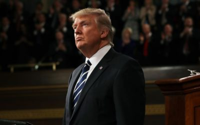 Trump's State of the Union Is Silent on Key Tech Issues
