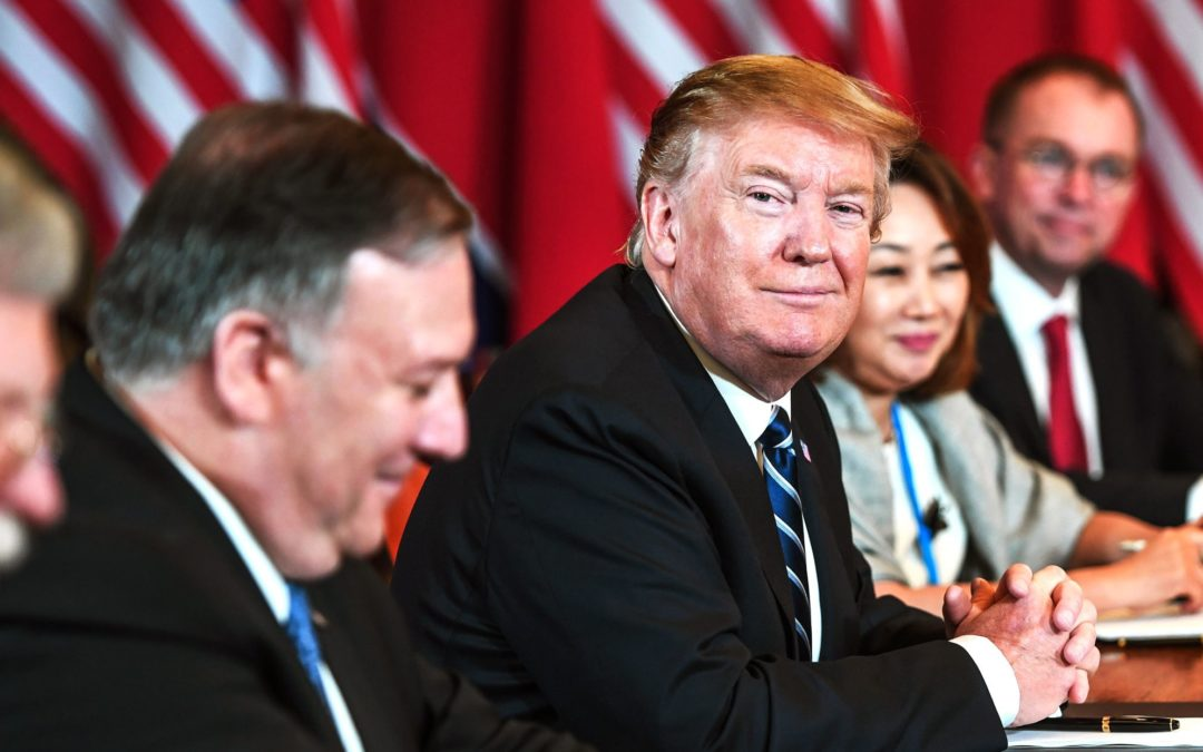 Trump's North Korea Meeting Tops This Week's Internet News