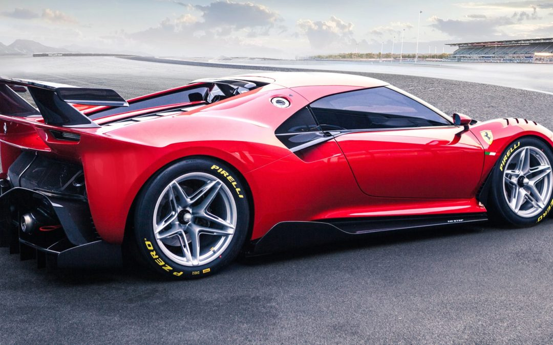 Inside a Ferrari Hypercar, Lyft's IPO, and More Car News