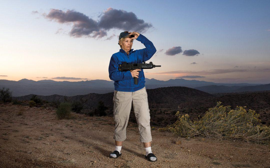 Meet America's Biggest Machine-Gun Enthusiasts