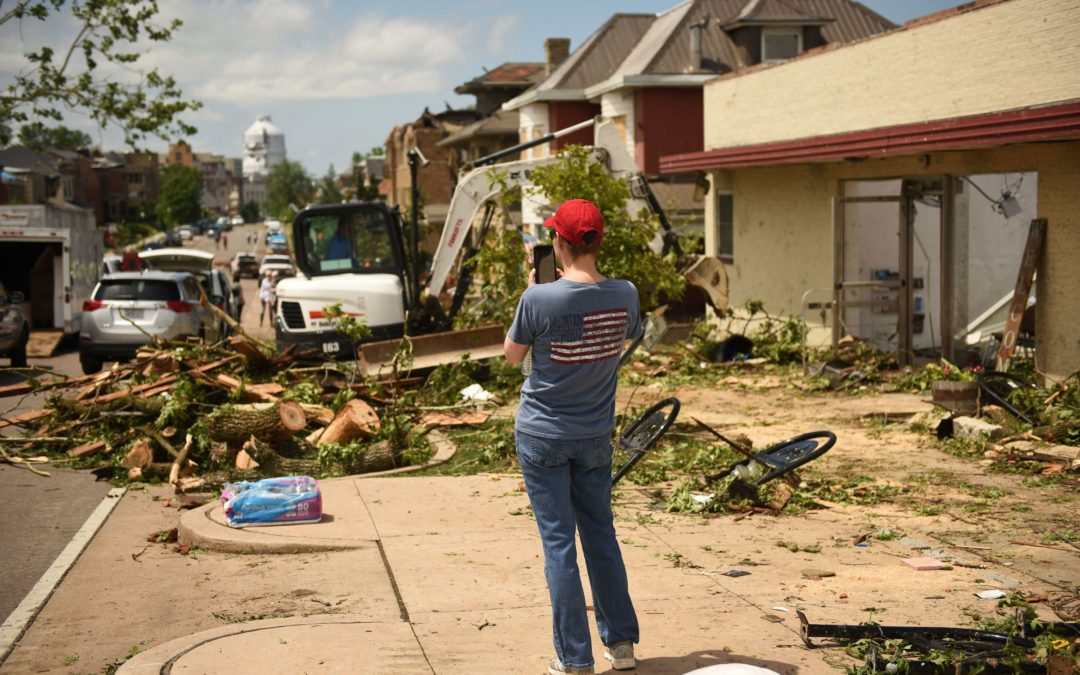 Mysterious Midwest Tornadoes, Airbnb's NYC Truce, and More News