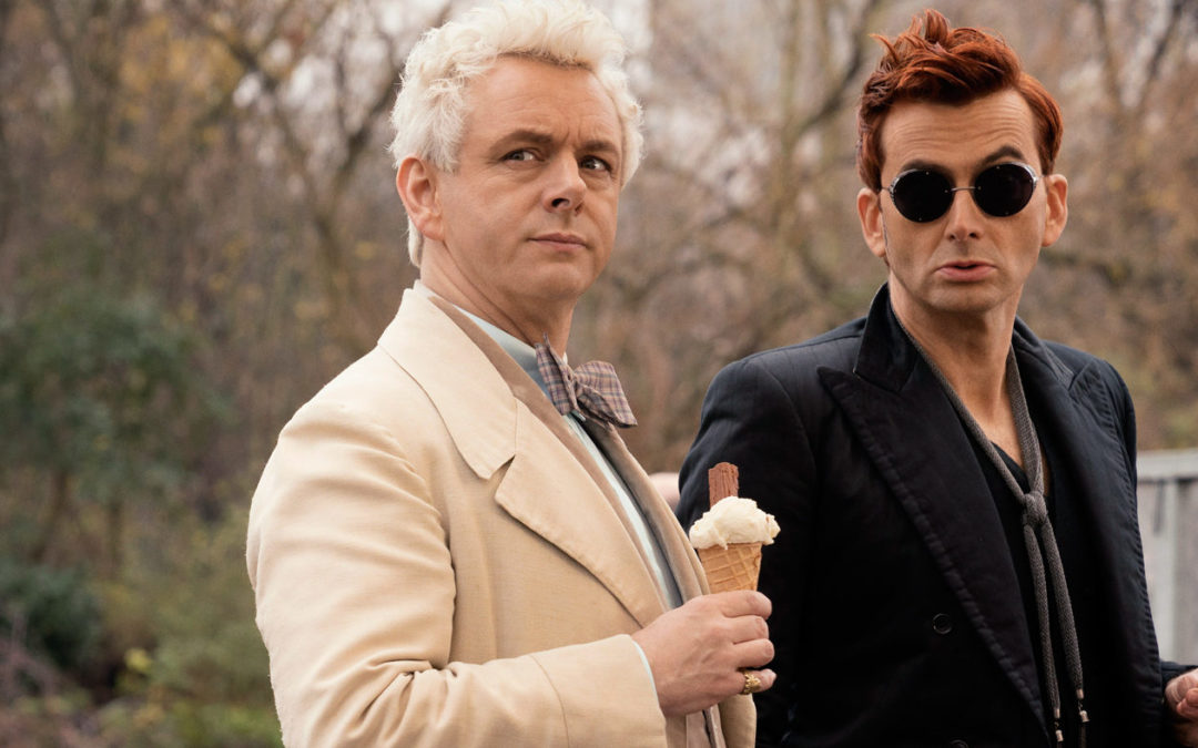 There's a Petition to Cancel *Good Omens*, But Who Cares?
