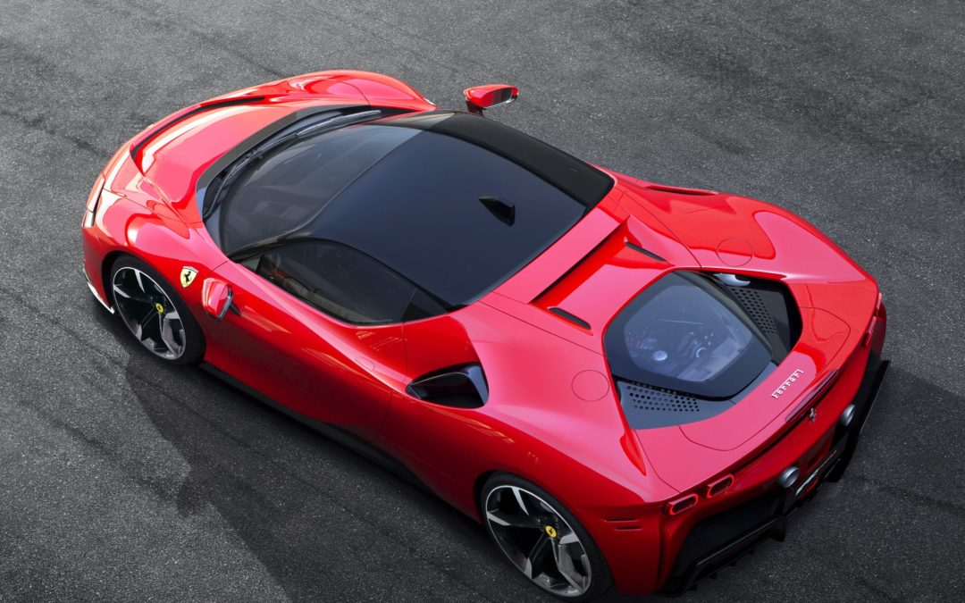 Hybrid Ferraris! Flying Cars! And More Car News This Week