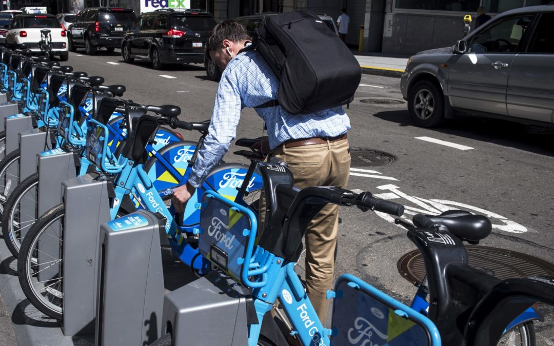 Lyft's Lawsuit Against San Francisco Is Bigger Than Bike-Share