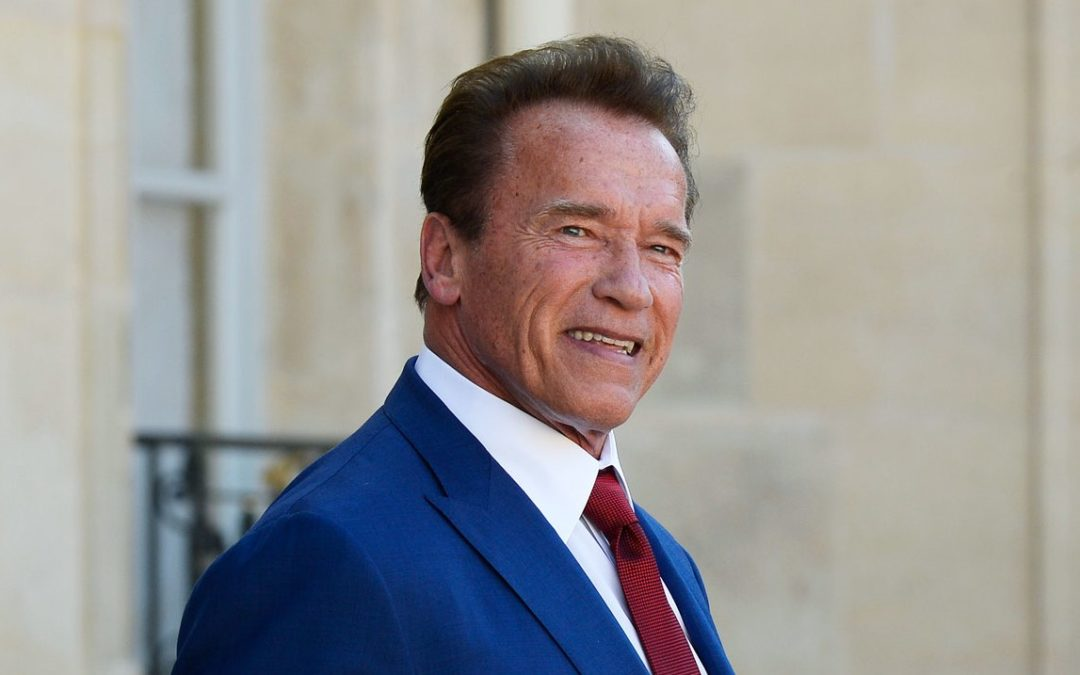Arnold Schwarzenegger Stars in a New Ad Plugging Electric Cars