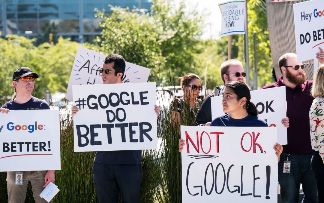 Alphabet Shareholders Demand Accountability