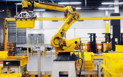 Robots Alone Can't Solve Amazon's Labor Woes
