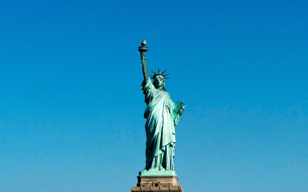 The Poem on the Statue of Liberty Tops This Week's Internet News Roundup