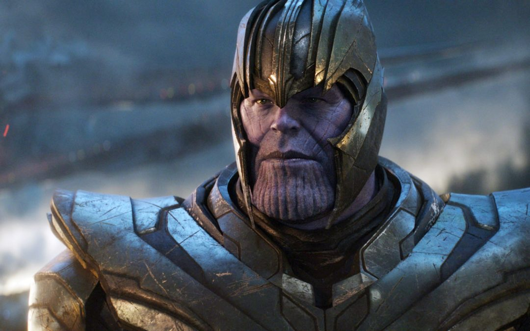 Fact-Check the Physics of Captain America Hammering Thanos