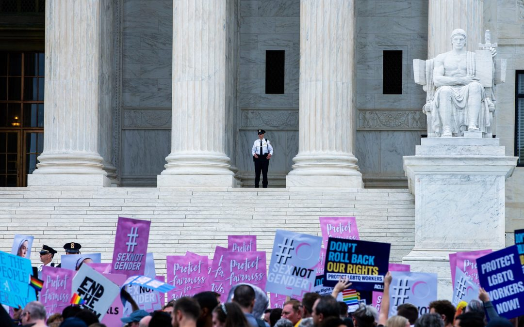 The Queer Rights Movement Faces Down the Supreme Court