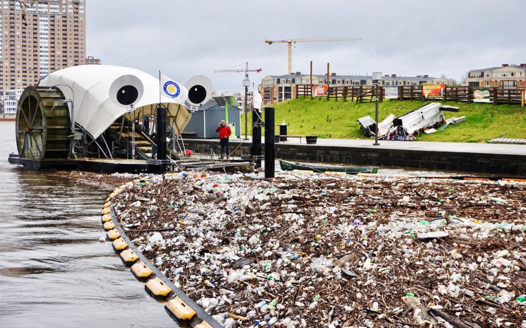 Ocean Cleanup's New Plastic-Catcher … Kinda Already Exists?