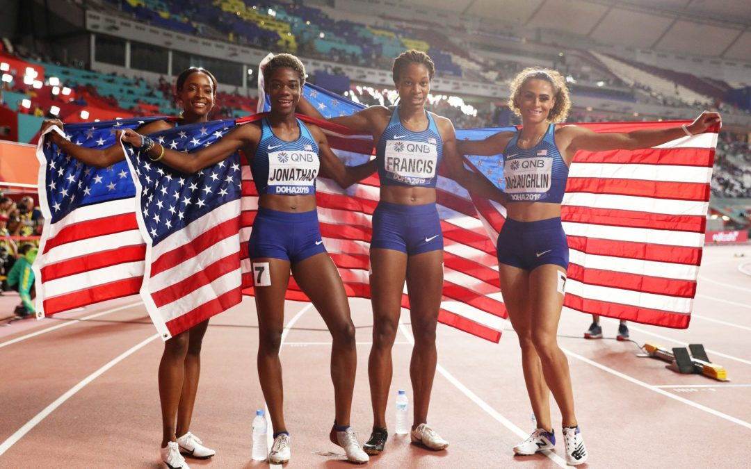 These Astounding Performances Made Track's Top Event a Hit