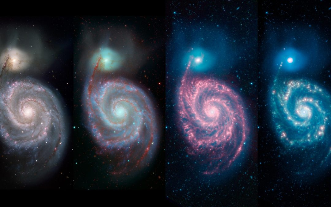 Space Photos of the Week: Reading the Universe in Infrared
