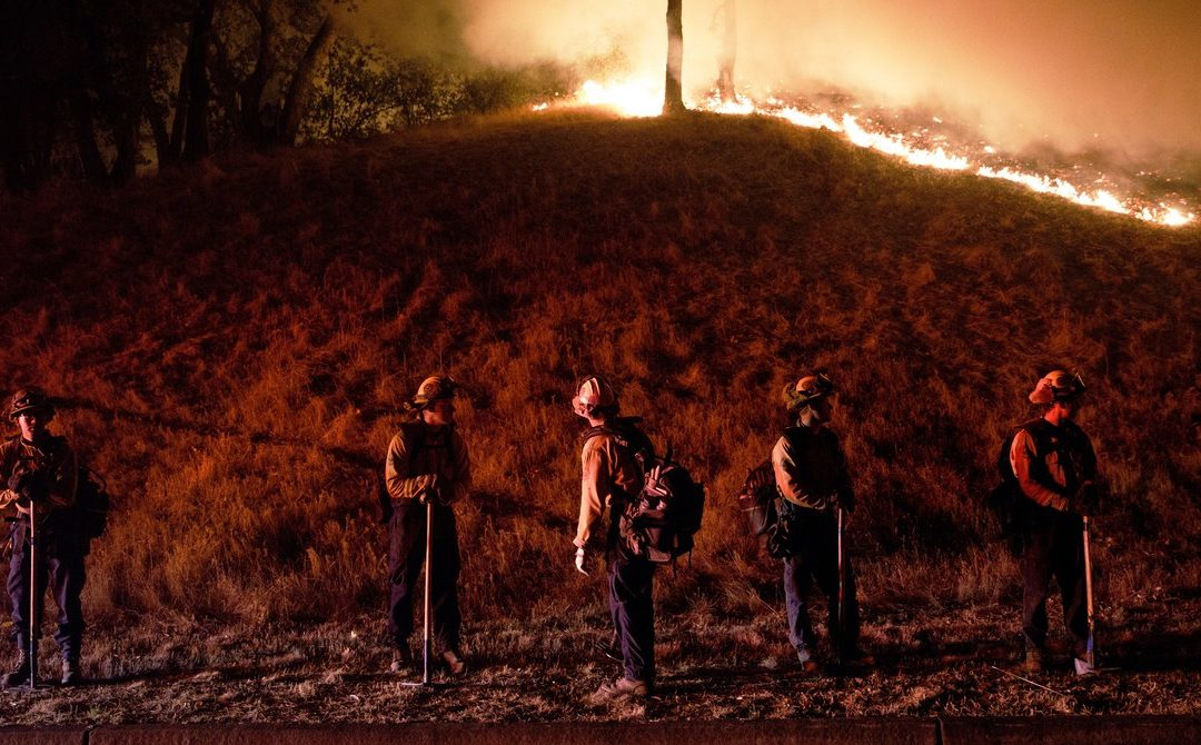California's Wildfires Are the Doom of Our Own Making