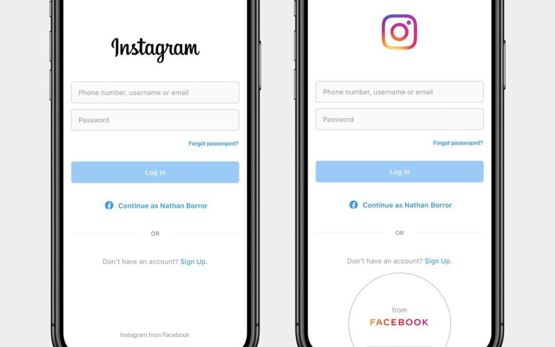 Facebook's Logo Gets a Face-Lift