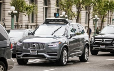 Feds Pin Uber Crash on Human Operator, Call for Better Rules