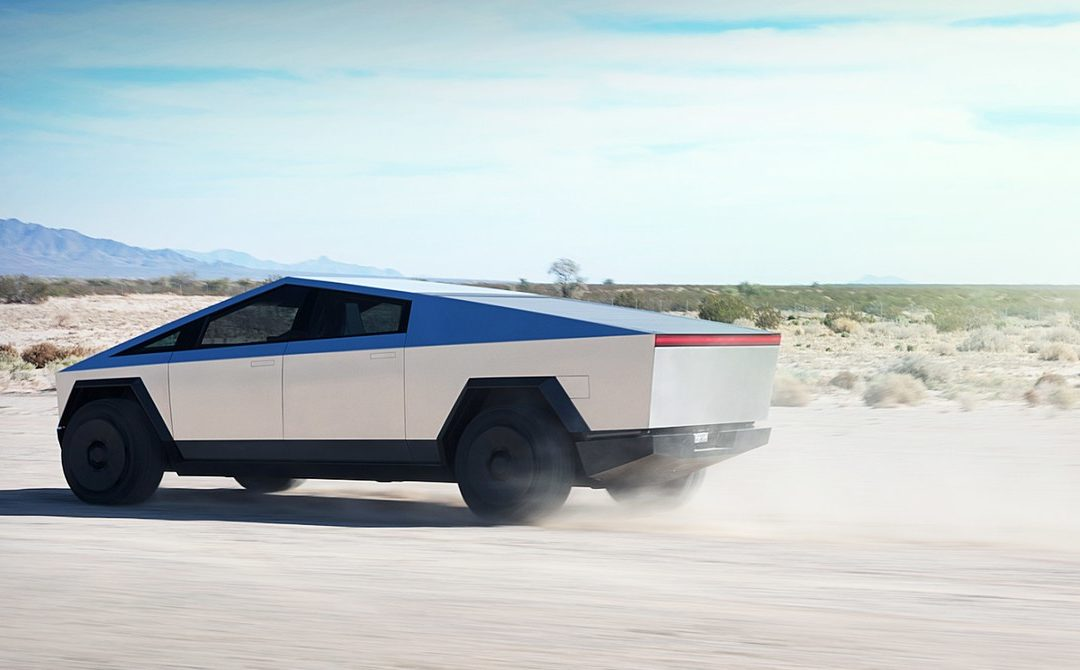 Tesla's Cybertruck, an Aston Martin SUV, and More Car News This Week