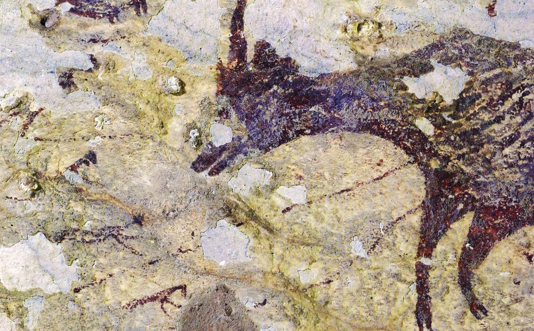 This Cave Contains the Oldest Story Ever Recorded