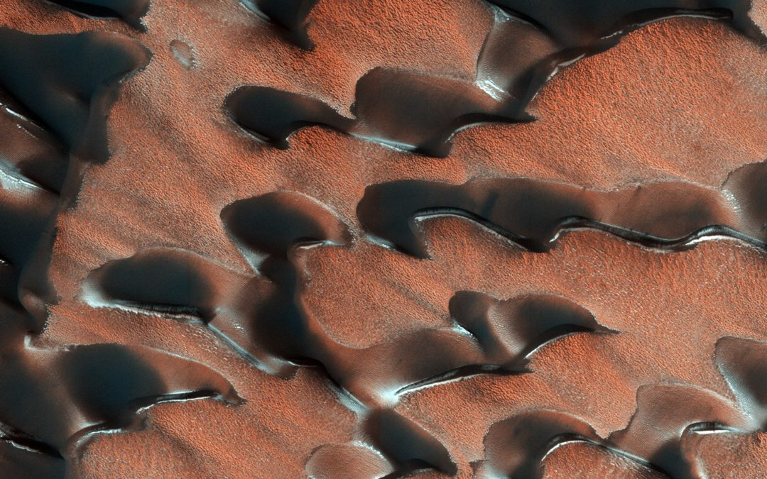 Space Photos of the Week: Postcards From a Martian Winter