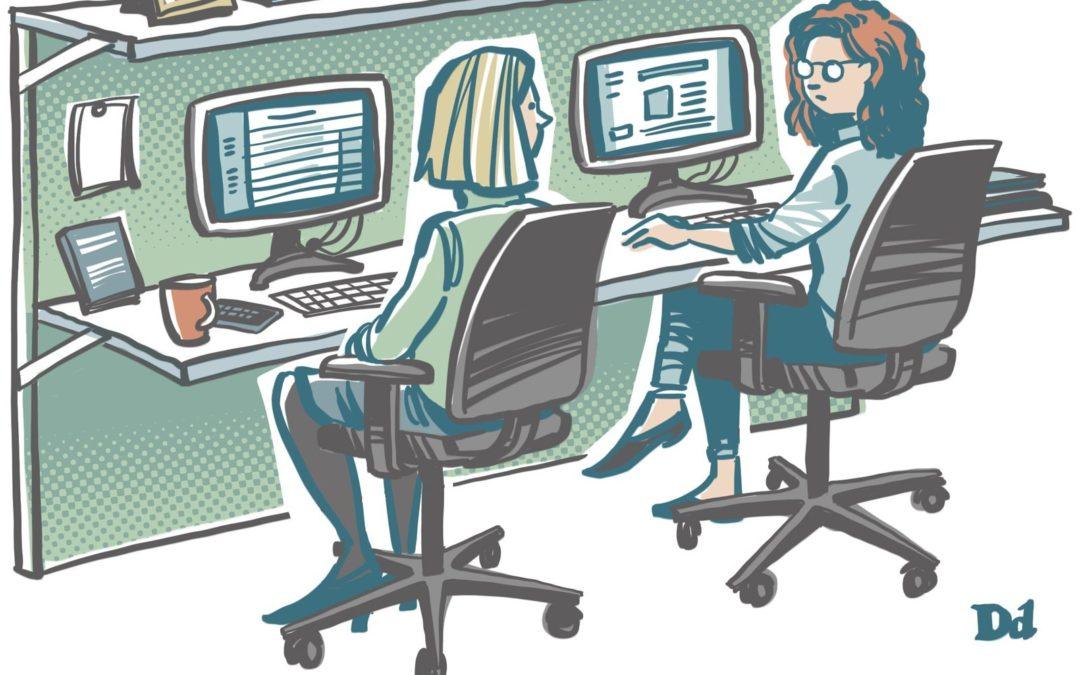 Today's Cartoon: Ad Blockers