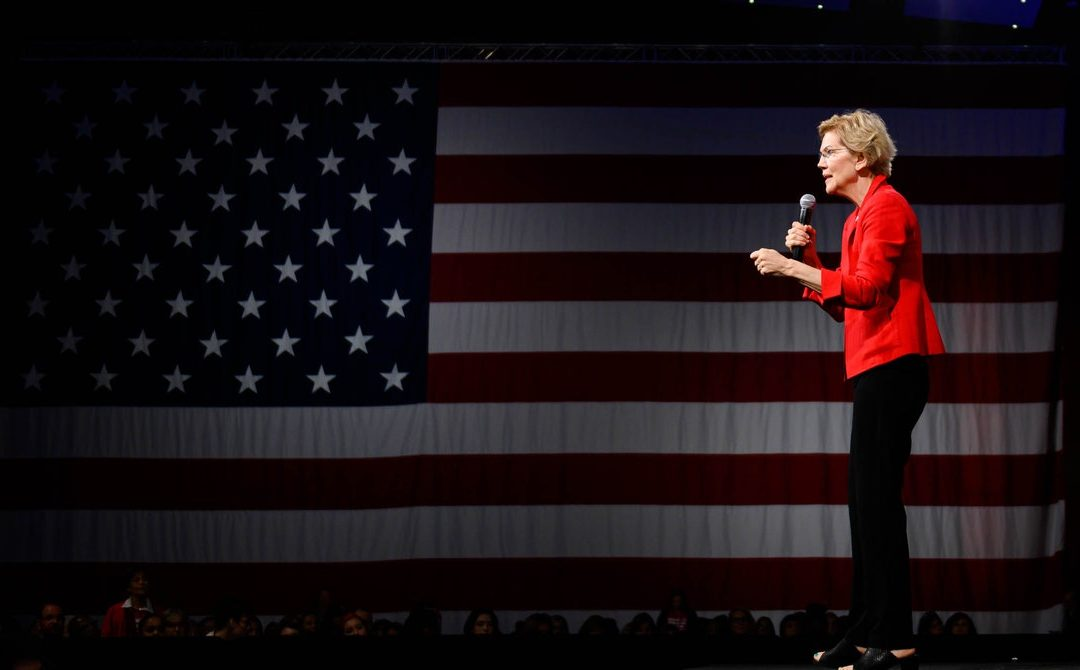 Elizabeth Warren's Campaign Is Making Its Software Open Source