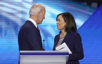 With VP Pick Kamala Harris, Joe Biden Gets a Digital Juggernaut