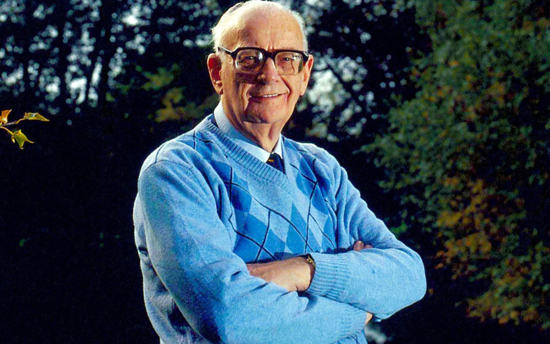 The Into the Impossible Podcast Honors Arthur C. Clarke