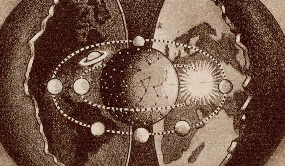 The Hollow Earth Theory Isn't So Funny Anymore