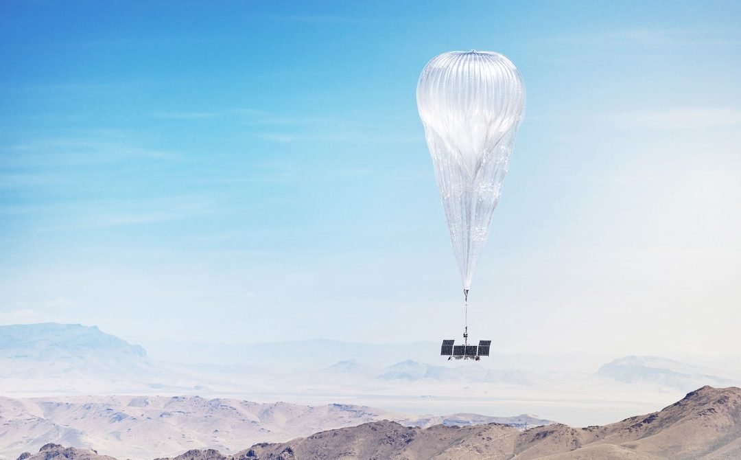 New AI-Based Navigation Helps Loon's Balloons Hover in Place