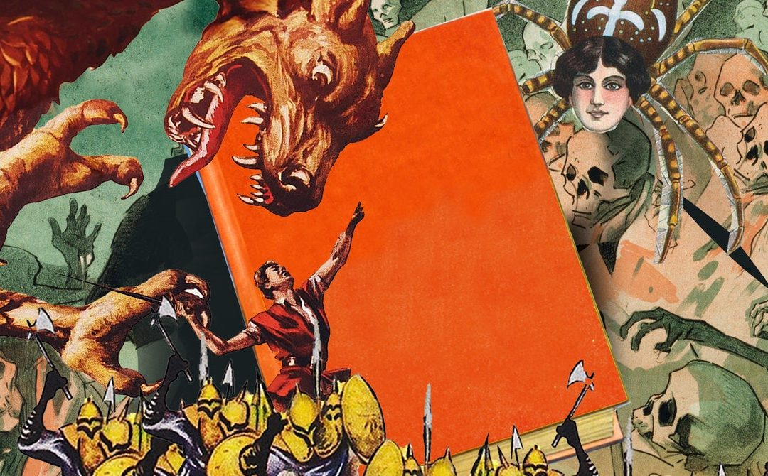 The Best Fantasy Books of an Unfantastic Year
