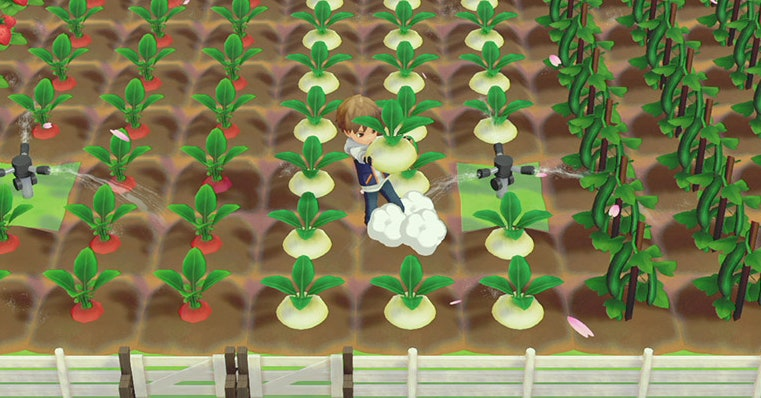 The New Story of Seasons Is Animal Crossing for Post-Lockdown Life