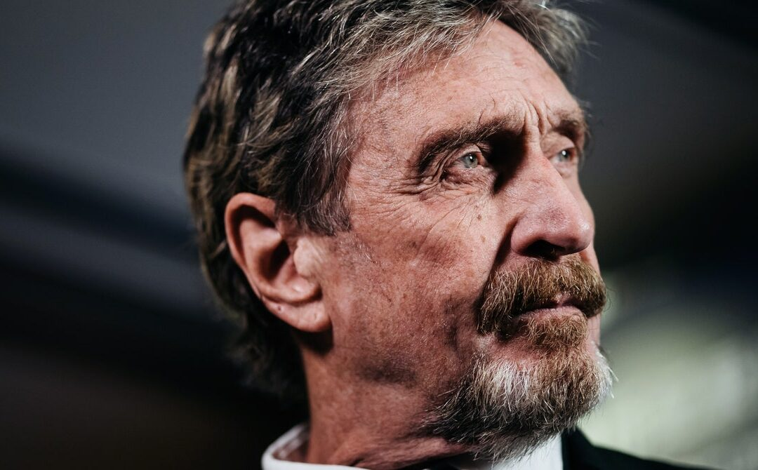 John McAfee Dies in Spanish Prison After Extradition Order