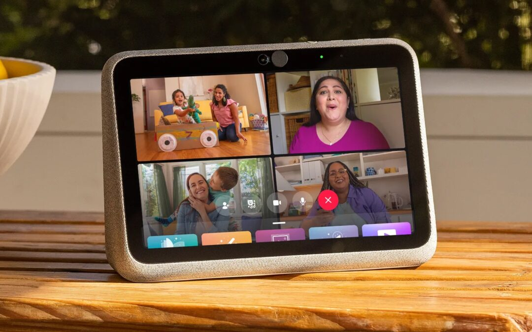 My Kids Can Take Family Anywhere With Facebook's Portal Go